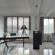120平米商品房简约风格窗户装饰