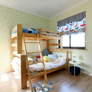 三室两厅简约风格儿童房装饰