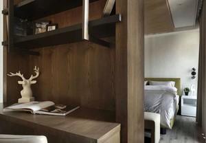仿饰顶级酒店的简约奢华跃层新房装修效果图大全