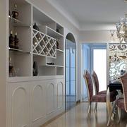 欧式风格酒柜设计
