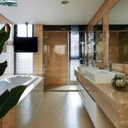 新房简欧风格卫生间装饰