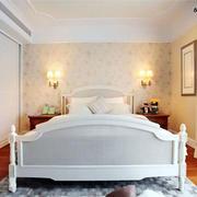 欧式简约风格房屋卧室装饰