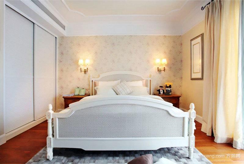 180平米五口之家清爽混搭风格房屋装修效果图