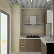 现代简约风格小型橱柜设计