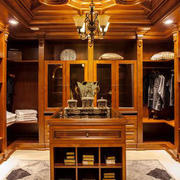 东南亚风格衣柜装饰效果图