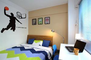 美轮美奂的卧室背景墙装修效果图
