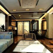新古典风格客厅吊顶装饰