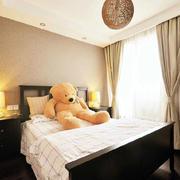 简约风格平房卧室装饰