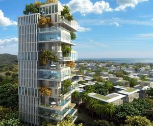 不止是吸引:迷幻深情的空中花园设计效果图实例鉴赏