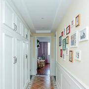 新房玄关照片墙装饰