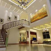 单身公寓大型前厅装饰