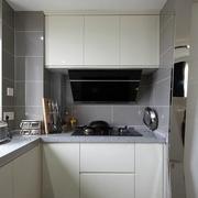 后现代风格别墅简约厨房装饰