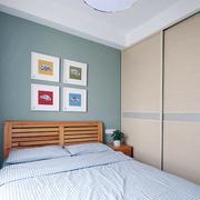 二手房简约风格卧室装饰