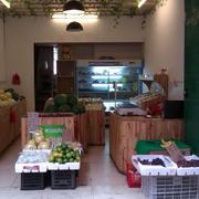 小区小型水果超市装饰
