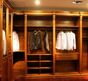 彰显您的气质与品位:别墅型步入式衣帽间装修效果图鉴赏