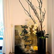 两室一厅简约风格窗帘装饰