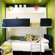 现代简约风格儿童房吊顶装饰