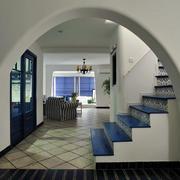 简约风格小户型楼梯效果图