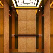 欧式简约风格电梯吊顶装饰