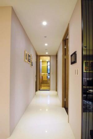 性感时尚的126平米三室一厅室内装修设计效果图