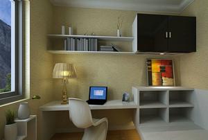 修生养性之道:与自然交融的小书房装修效果图实例大全