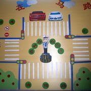 幼儿园墙饰情景墙效果图