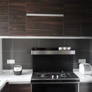 三室两厅后现代风格厨房装饰