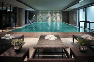 别墅游泳池设计