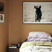美式卧室样板房