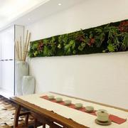 复式楼日式餐桌装饰