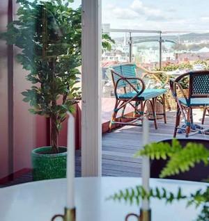 营造明媚空间:哥德堡式风格混搭三室样板房大全