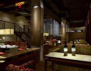 挣脱疲劳的束缚:放松型酒吧设计装修效果图