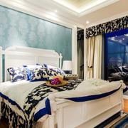 地中海风格卧室灯饰装饰