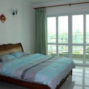 海景房卧室简约风格设计