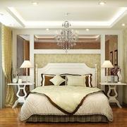 老房欧式简约风格卧室背景墙