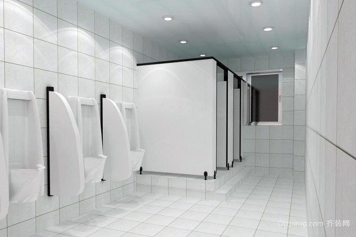 出门在外应急公共厕所装修效果图