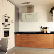 简约风格厨房原木橱柜装饰