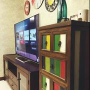 室内软装电视柜效果图