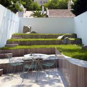 别墅露台绿化装饰