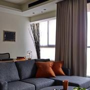 室内软装客厅沙发效果图