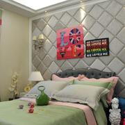 欧式简约风格卧室装饰