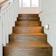 复式楼简约大型楼梯装饰