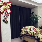 室内软装卧室窗户装饰