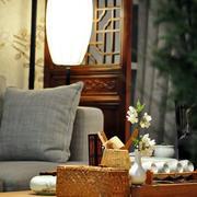 中式家装沙发设计