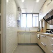 两室一厅小型厨房装饰