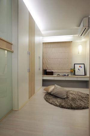 单身公寓简约风格榻榻米装饰