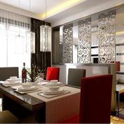 简约风格新房餐厅装饰
