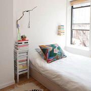简约风格卧室地板装饰
