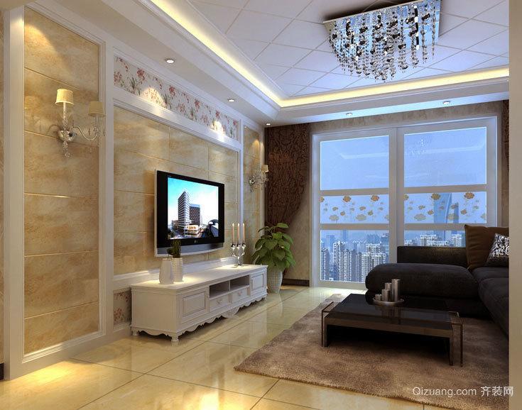 款式不一 清新唯美的室内隔断门装修效果图