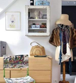 色彩装饰:西班牙艺术风格混搭三居样板房装修效果图